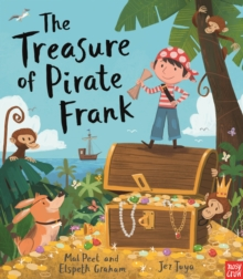 The Treasure of Pirate Frank, Paperback Book