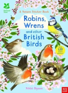National Trust: Robins, Wrens and Other British Birds, Paperback
