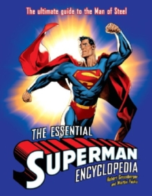 The Essential Superman Encyclopedia, Paperback Book