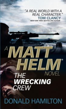 Matt Helm : Wrecking Crew, Paperback