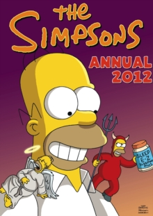 The Simpsons Annual, Hardback Book
