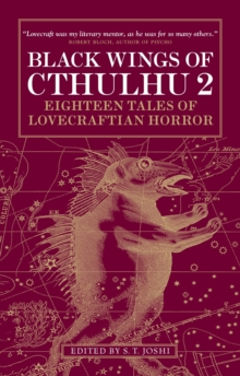 Black Wings of Cthulhu : v. 2, Paperback Book