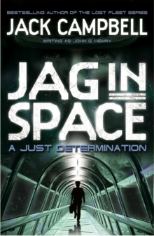 JAG in Space - A Just Determination (Book 1), Paperback