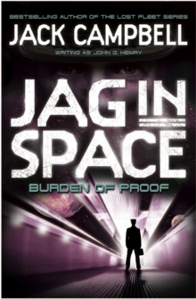 JAG in Space - Burden of Proof (Book 2), Paperback
