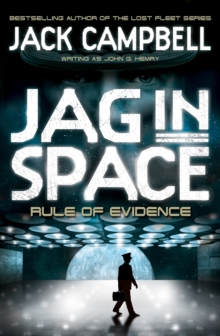 JAG in Space - Rule of Evidence (Book 3), Paperback