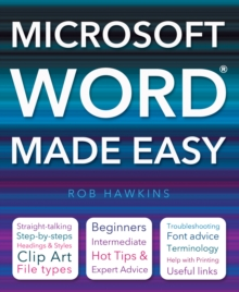 Microsoft Word Made Easy, Paperback