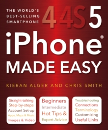 iPhone Made Easy, Paperback