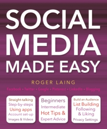 Social Media Made Easy, Paperback Book