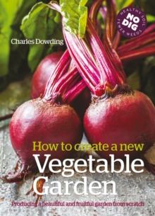 How to Create a New Vegetable Garden : Producing a Beautiful and Fruitful Garden from Scratch, Hardback