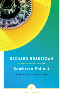 Sombrero Fallout : A Japanese Novel, Paperback Book