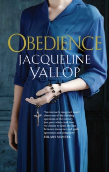Obedience, Hardback Book