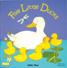 Five Little Ducks, Board book