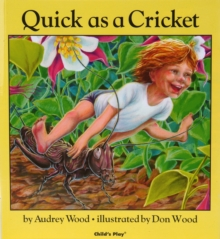 Quick as a Cricket, Paperback