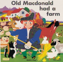Old MacDonald Had a Farm, Board book