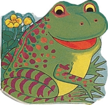 Pocket Frog, Board book