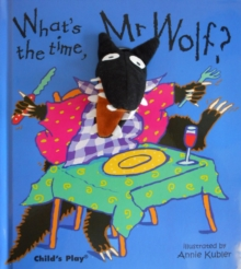 What's the Time, Mr.Wolf?, Hardback Book