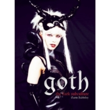 Goth : Vamps and Dandies, Paperback Book
