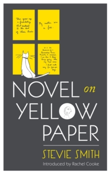 Novel on Yellow Paper, Paperback