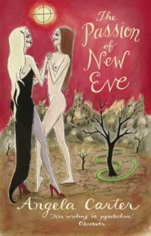 The Passion of New Eve, Paperback