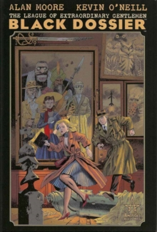 The League Of Extraordinary Gentlemen Black Dossier, Paperback