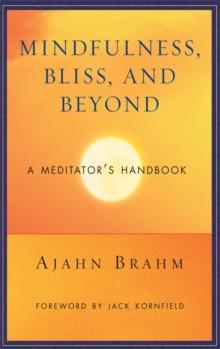 Mindfulness Bliss and Beyond : A Meditator's Handbook, Paperback