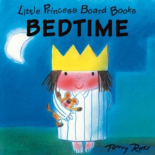 Little Princess Board Book - Bedtime, Board book Book