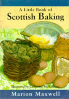 A Little Scottish Baking Book, Hardback Book