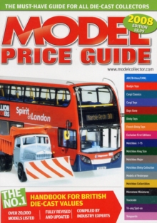 Model Price Guide, Paperback Book
