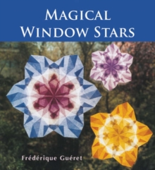 Magical Window Stars, Paperback Book