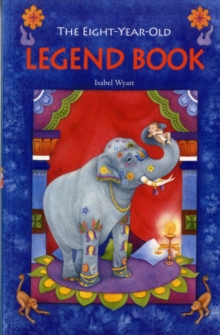 The Eight-year-old Legend Book, Paperback