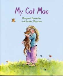 My Cat Mac, Paperback Book