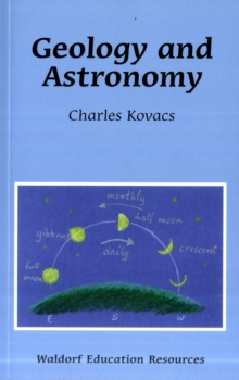 Geology and Astronomy, Paperback