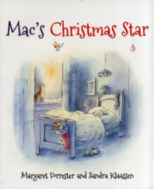 Mac's Christmas Star, Paperback Book