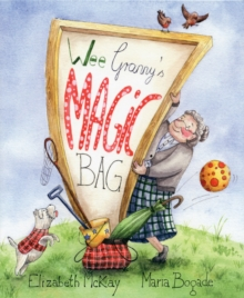 Wee Granny's Magic Bag, Paperback