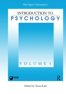 The Introduction to Psychology : Volume 1, Paperback