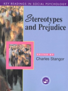 Stereotypes and Prejudice : Key Readings, Paperback