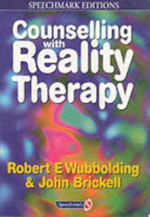 Counselling with Reality Therapy, Paperback