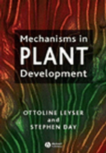Mechanisms in Plant Development, Paperback