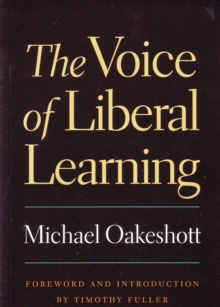 Voice of Liberal Learning, Paperback