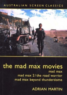 "The ""Mad Max"" Movies, Paperback Book"