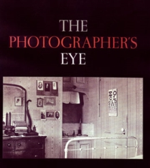 The Photographer's Eye, Paperback Book
