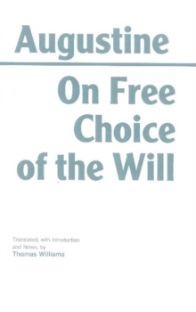 On Free Choice of the Will, Paperback