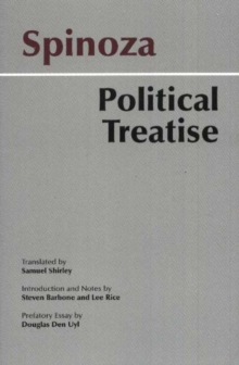 Spinoza: Political Treatise, Paperback