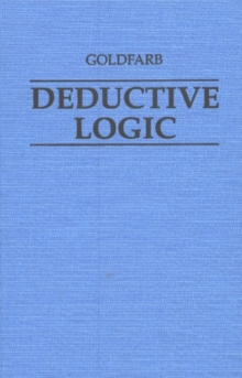 Deductive Logic, Hardback