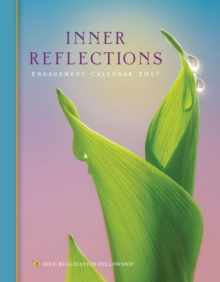 Inner Reflections Engagement Calendar 2017, Spiral bound