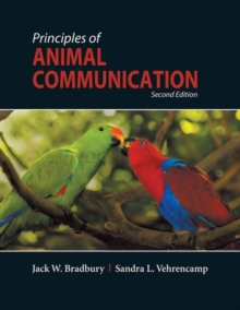 Principles of Animal Communication, Hardback