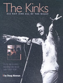Doug Hinman : The Kinks - All Day and All of the Night, Paperback