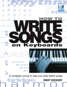 Rikky Rooksby : How to Write Songs on Keyboards, Mixed media product
