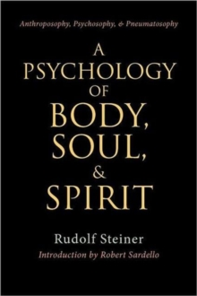 A Psychology of Body, Soul and Spirit, Paperback
