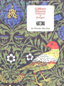 William Morris Patterns and Designs, Paperback Book